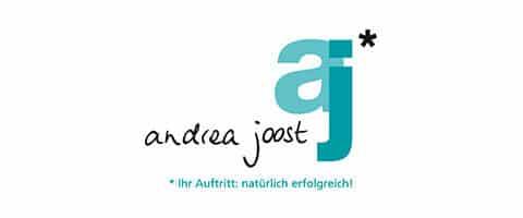 Andrea Joost Logo