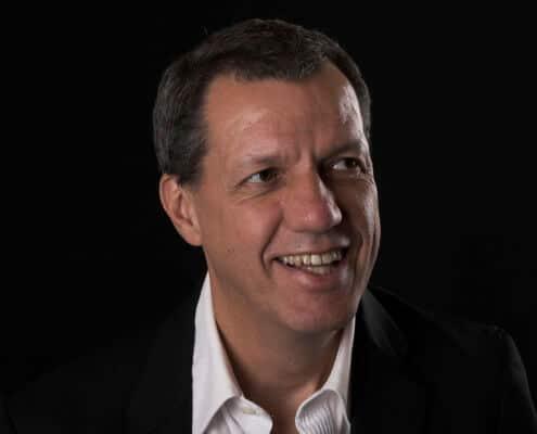 Michael Kercher Porträt