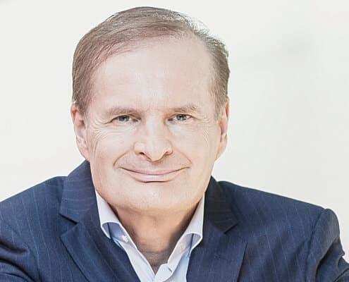 Prof. Dr. Lothar Seiwert Porträt