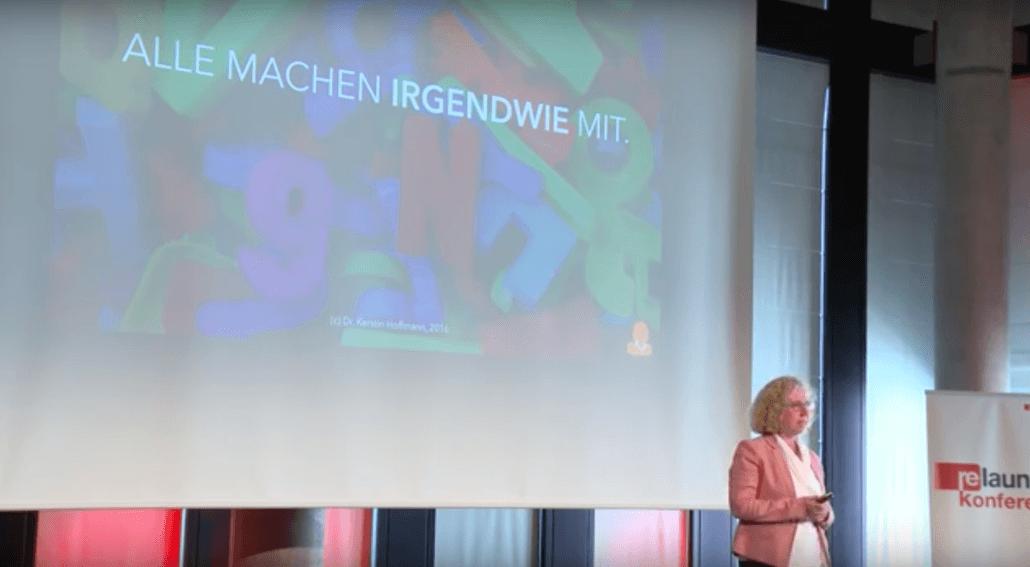 Dr. Kerstin Hoffmann - PR-Spezialistin