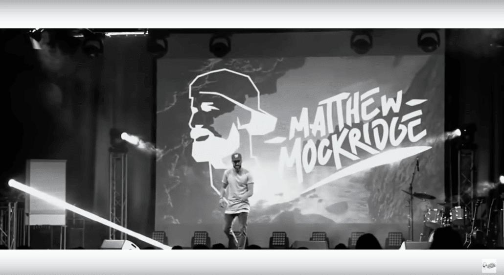 Matthew Mockridge - Jungunternehmer