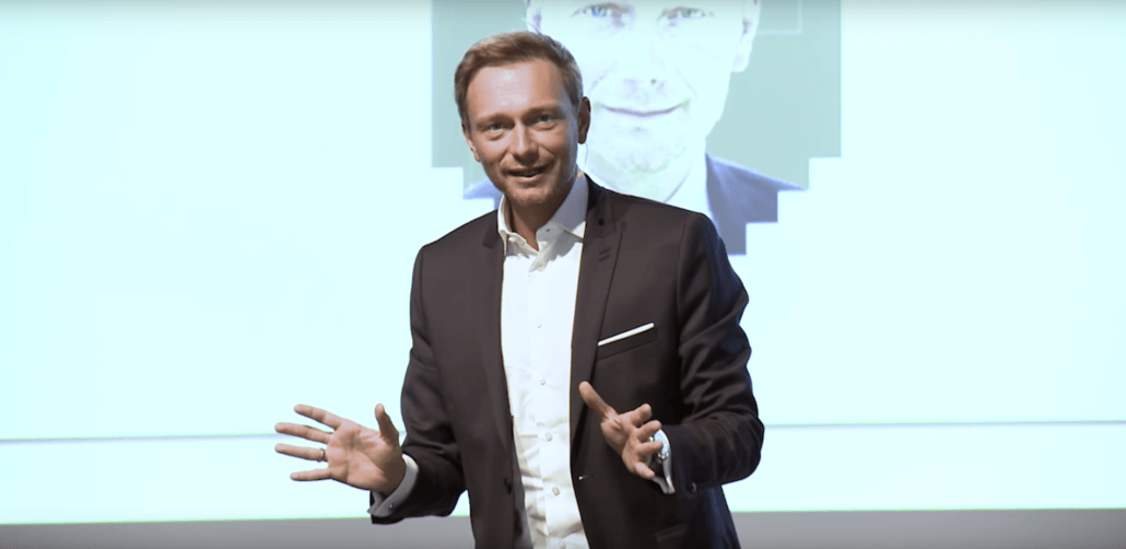 Christian Lindner - FDP-Bundesvorsitzender