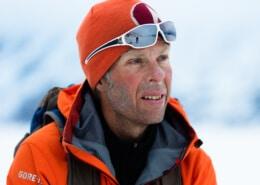Keynote Speaker Robert Jasper auf seiner Baffin Island-Expedition