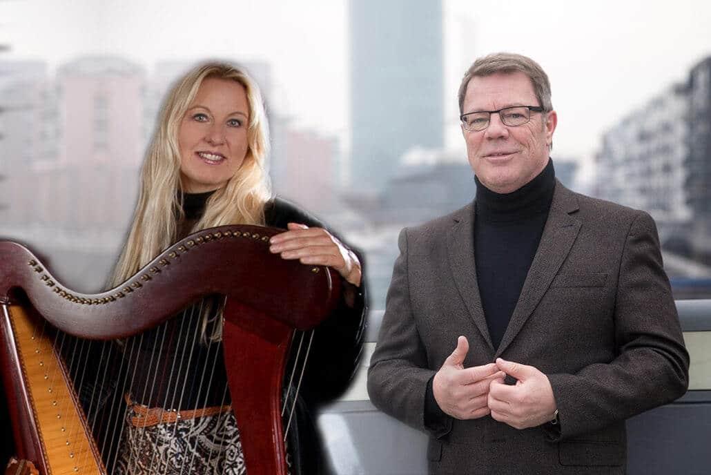 Ein Mal Leben süß-sauer. Das neue Weihnachtsprogram von Claudia Pohel und Oliver Groß