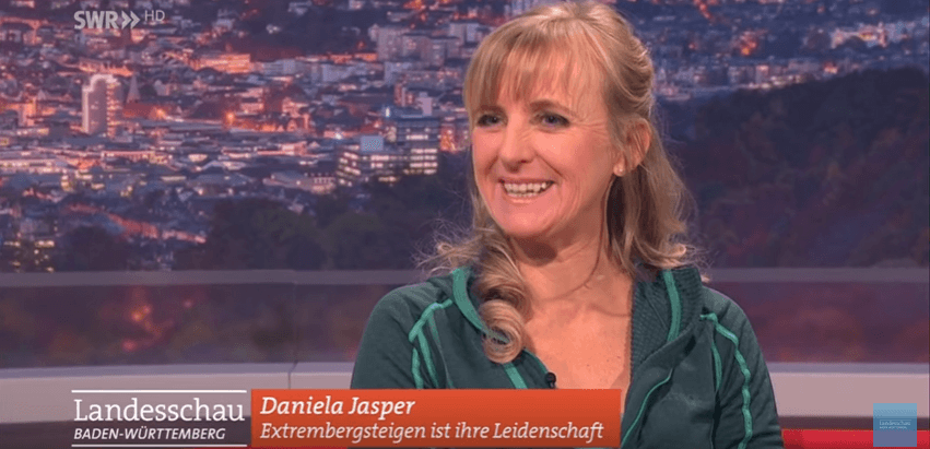 Keynote Speakerin und Extrembergsteigerin Daniela Jasper im Interview