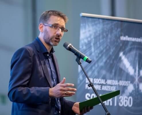 Profilfoto von Henrik Zaborowski der Redneragentur PODIUM | Vorstellung als Redner