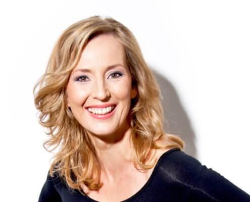 Profilfoto von Kristina zur Muehlen der Redneragentur PODIUM | Vorstellung als Rednerin