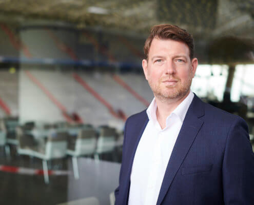 Profilfoto von Philipp Laux der Redneragentur PODIUM | Vorstellung als Redner