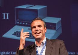 Profilfoto von Christian Baudis der Redneragentur PODIUM | Vorstellung als Redner