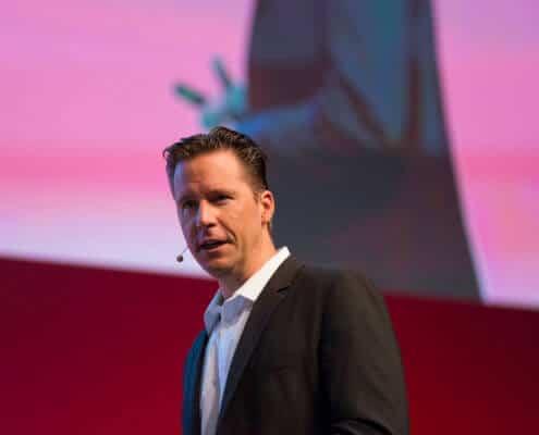 Profilfoto von Klemens Skibicki der Redneragentur PODIUM   Vorstellung als Redner