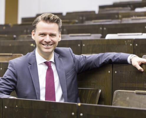 Profilfoto von Tobias Kollmann der Redneragentur PODIUM | Vorstellung als Redner