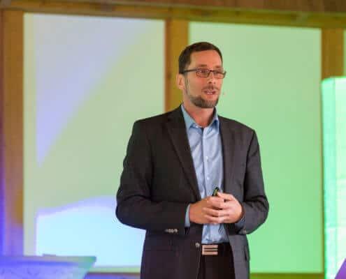 Profilfoto von Volker Quaschning der Redneragentur PODIUM | Vorstellung als Redner