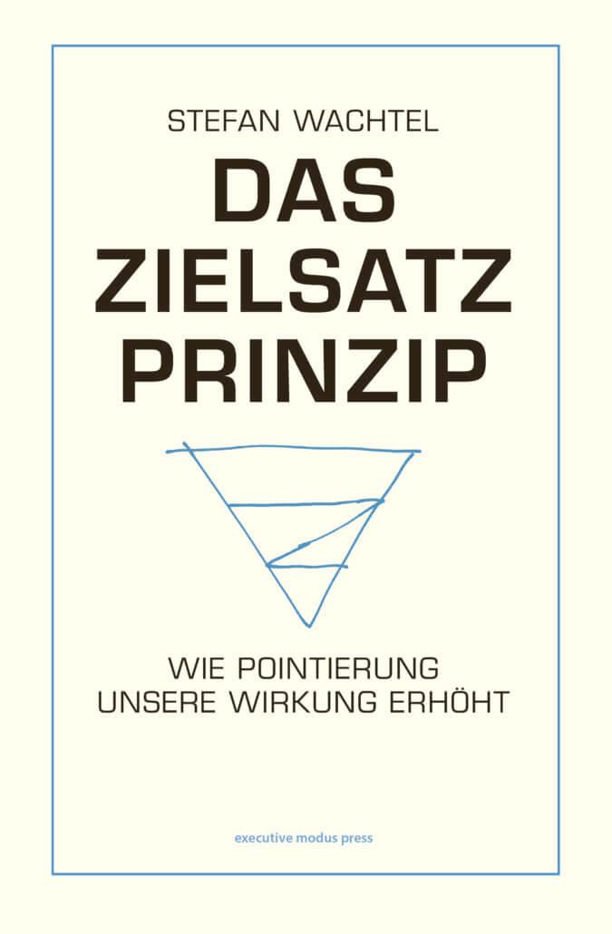 Cover - Das Zielsatz Prinzip