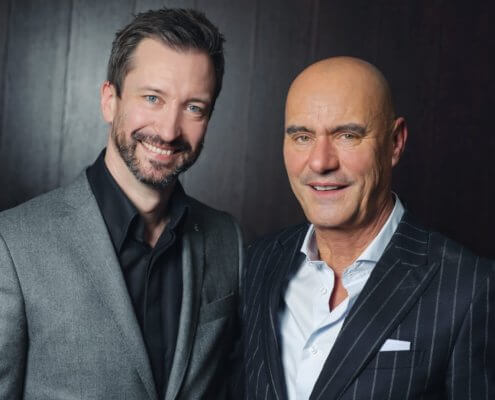 Dr. Stefan Wachtel & René Borbonus