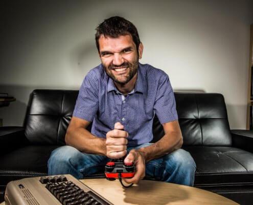 Profilfoto von Mario Herger der Redneragentur PODIUM | Vorstellung als Redner