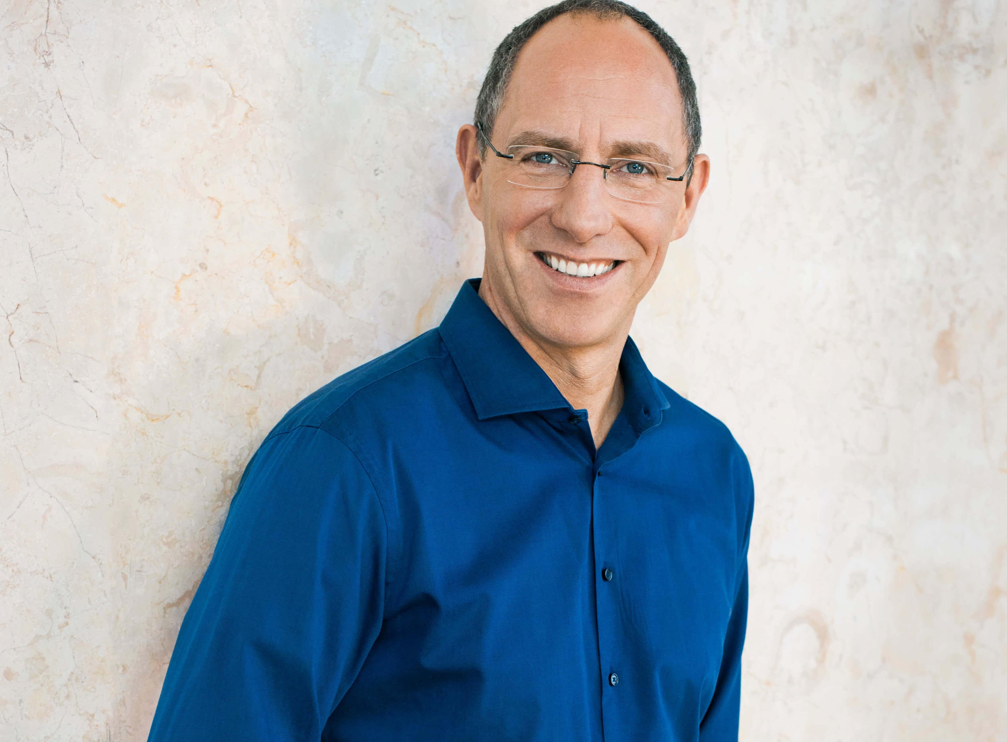 Profilfoto von Thomas Ranft der Redneragentur PODIUM | Vorstellung als Redner