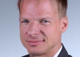 Christian Klein mit Sacko