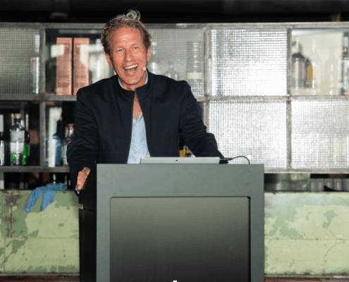 Profilfoto von Oliver Leisse der Redneragentur PODIUM | Vorstellung als Redner