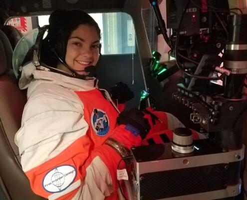 Alyssa Carson Pionierin der Raumfahrt