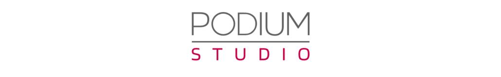 logo vom PODIUM Studio